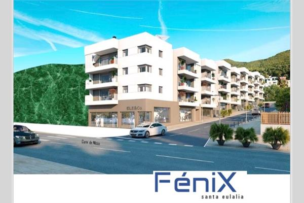 PROJECT LAND IN CITY CENTRE EULALIA READY TO BUILD 21 FLATS !!!