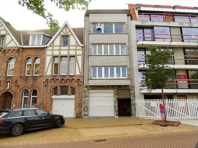 Te renoveren appartement - centrum Wenduine