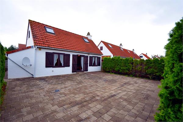 Fishermans house sold in De Haan