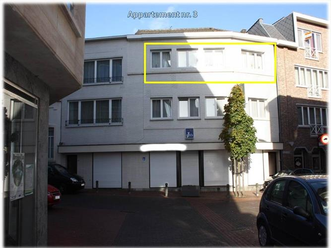 Appartement in centrum.
