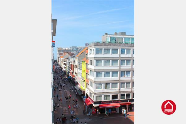 Topappartement in Blankenberge