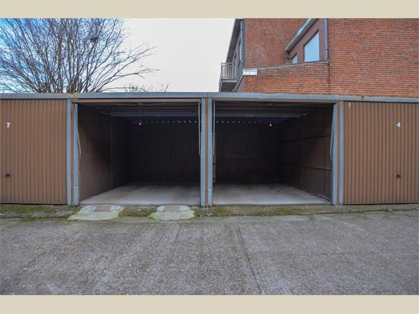 Diverse garages in het centrum