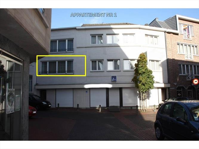 Appartement centrum Diegem