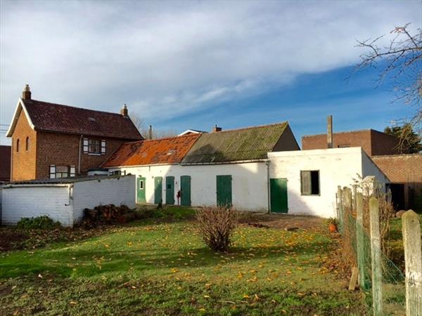 Charmante hoeve in Aalter