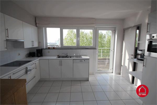 dakappartement in residentie Chalut