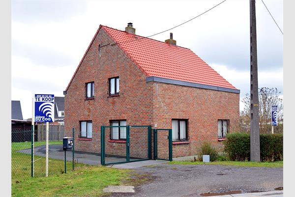 Dwelling sold in De Haan
