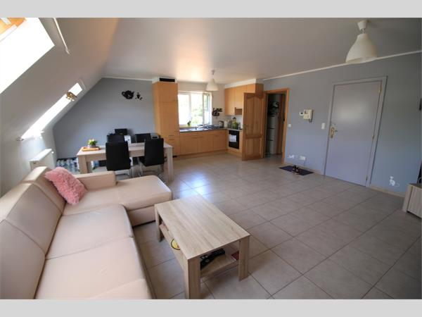 Recent duplex-appartement te Houthulst