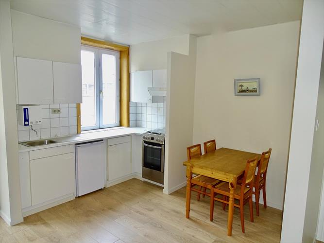 Knus appartement - centrum Wenduine