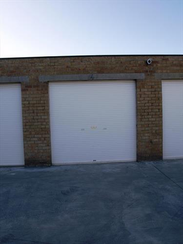 garagebox in Knokke dorp