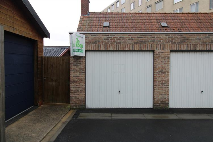 Garagebox gelegen in centrum Roeselare