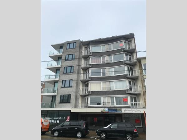 Appartement vermietet in Koksijde