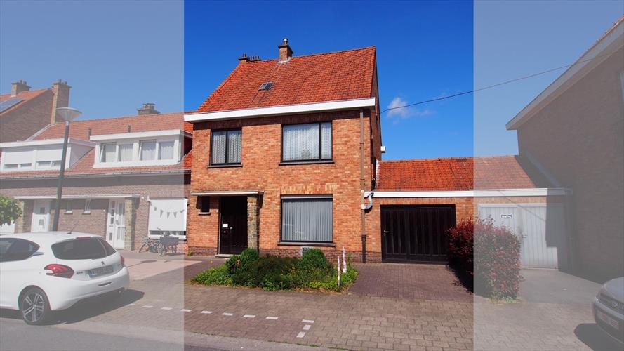 Te moderniseren woning in Rumbeke