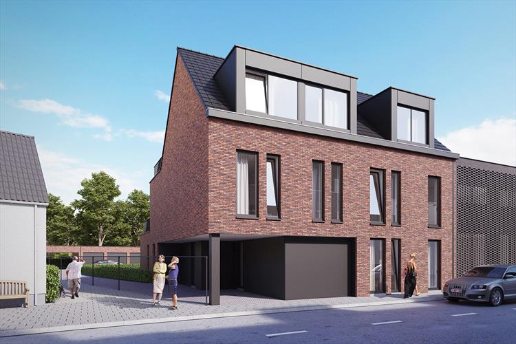Nieuwbouwproject Puurs
