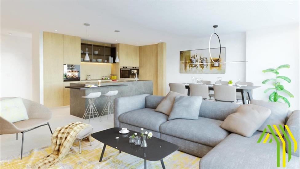 Gelijkvloers luxe appartement in Las Colinas Golf & Country club