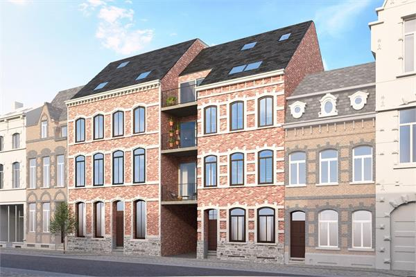 Commercial office for sale |  with option - with restrictions in Oudenaarde