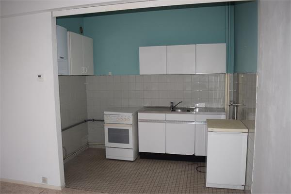 Region Zurenborg: 1bedroom apartment 48m²