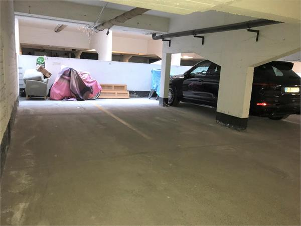 PARKING - LEOPOLDLAAN - KNOKKE