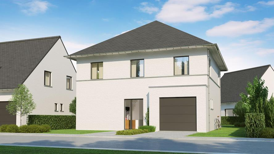 Lot 1 - perceel 491m2