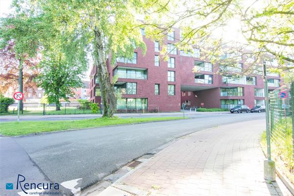 Flat sold in Gent