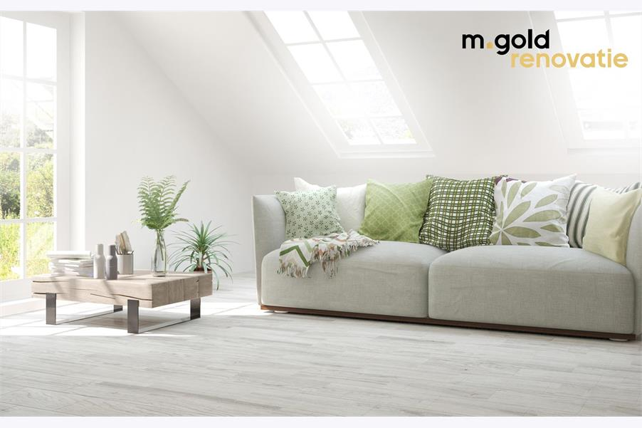 M GOLD: RENOVATIECONCEPT