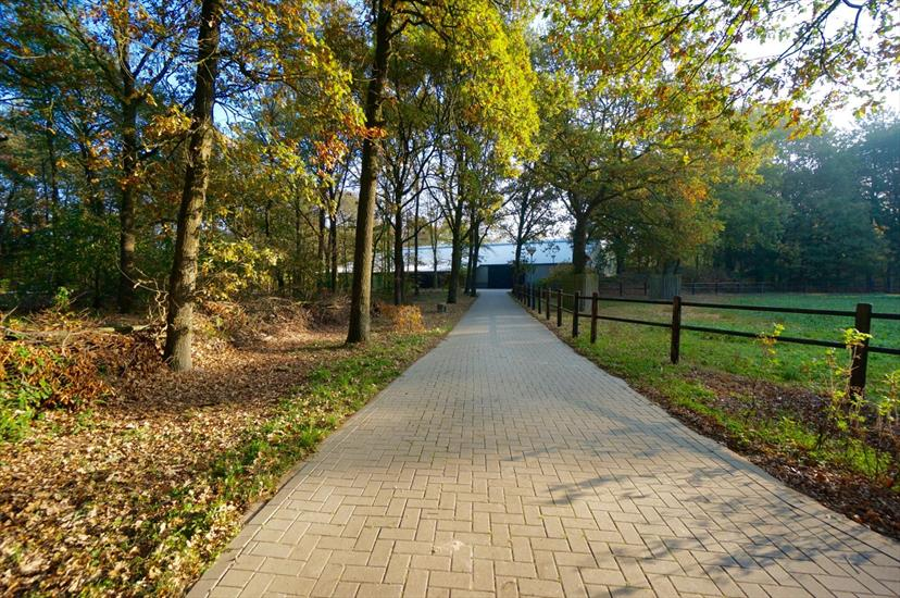 Equestrian complex on approximately 3,4 ha in Nuenen (North-Brabant NL)