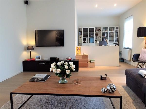 Luxueus appartement met lift en garage