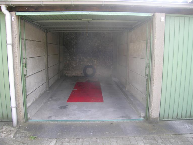 Garage box verkocht in Ledeberg