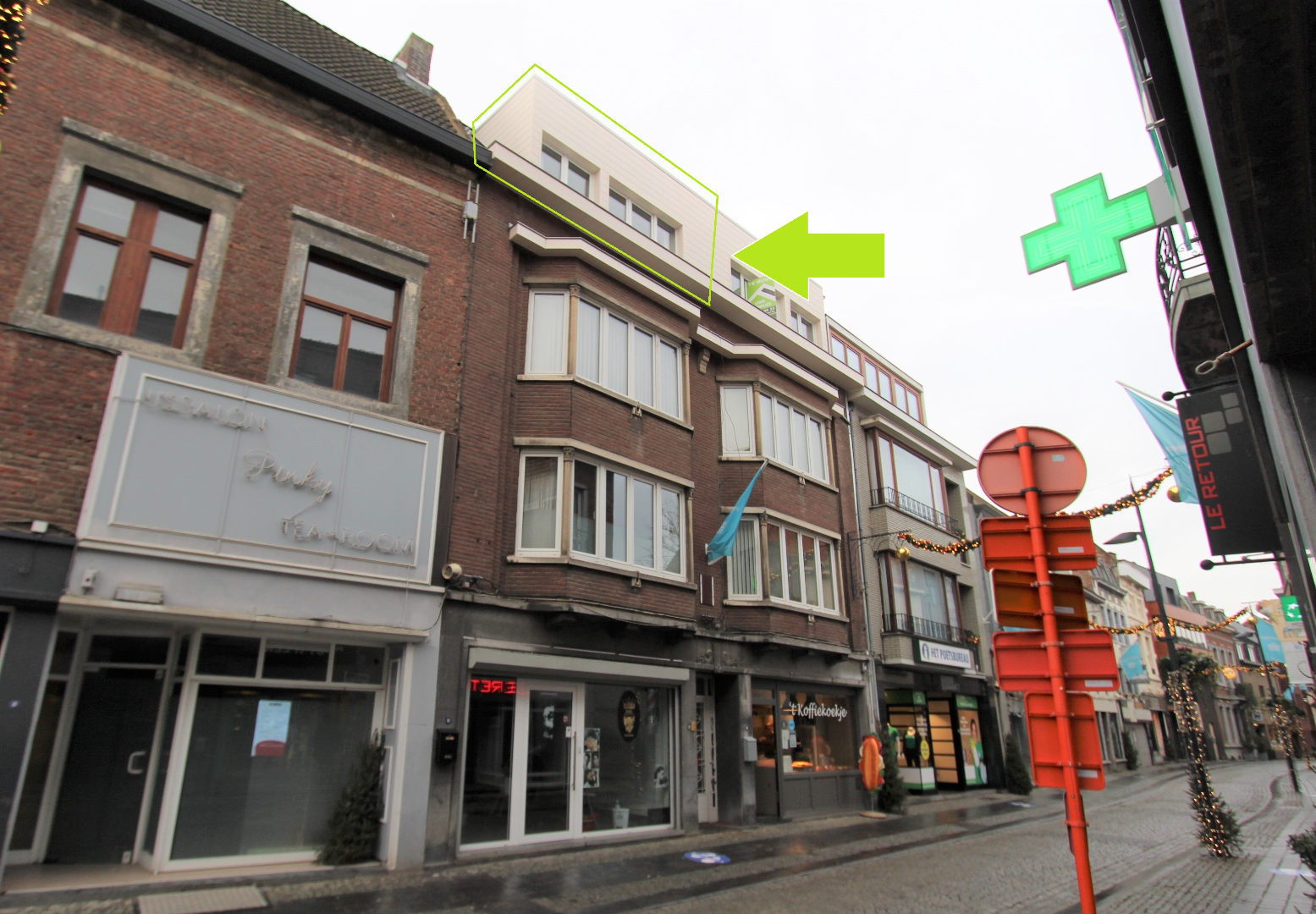 Hemelingenstraat 12 bus 5