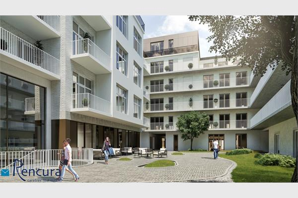 Serviced Apartment for sale in Oostende