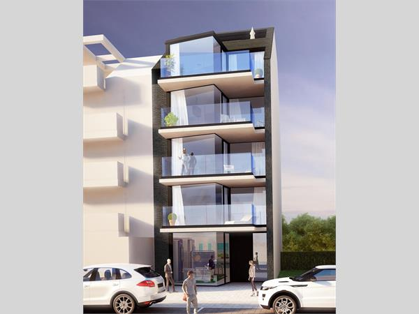 Appartement en nouvelle construction luxueux à St Idesbald