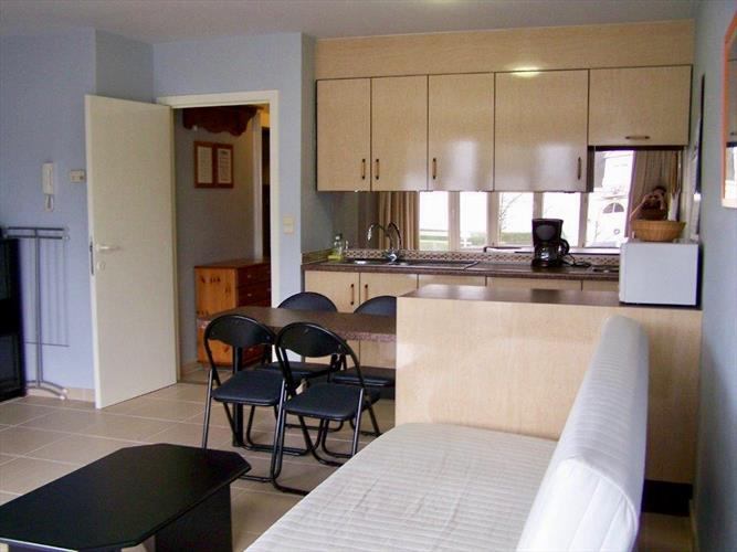 Residentie Duinroos - zonnig appartement