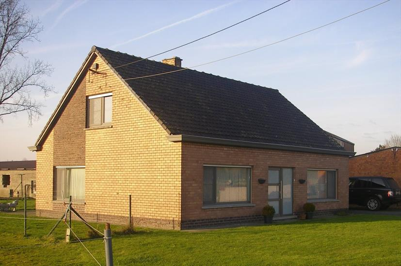 Dwelling sold in Ruiselede