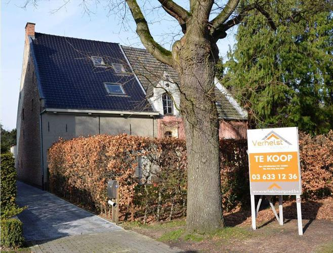 Charmante H.O.B. te Hoogboom - Kapellen