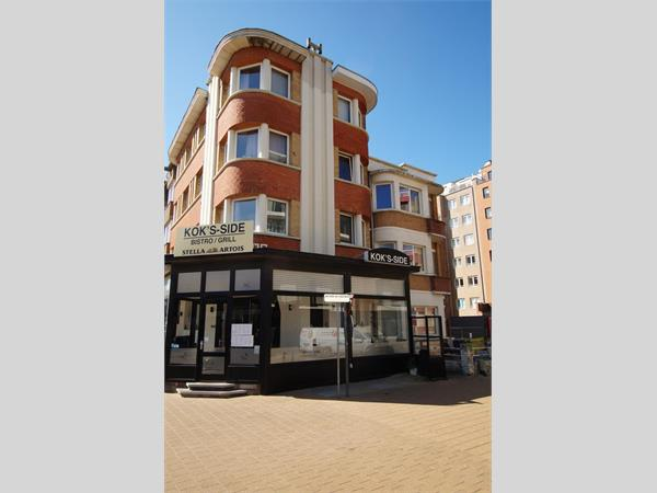 Land for sale |  with option - with restrictions in Koksijde