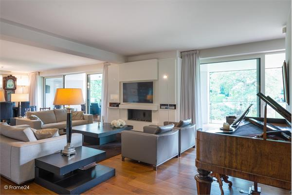 Luxe appartement in privédomein